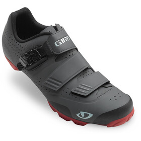 Giro Privateer R Shoes Men dark shadow/dark red